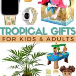 unique tropical gift ideas