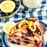 easy summertime bread recipe for breakfast snack or dessert