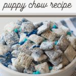 chex muddy buddies recipe for a baby shower