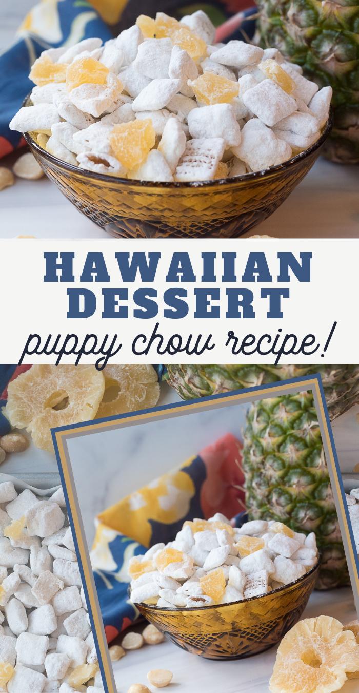 hawaiian puppy chow recipe