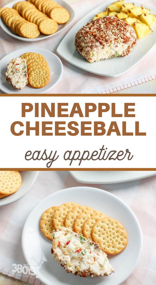 pineapple cheeseball recipe