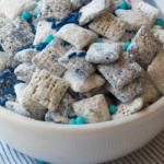 puppy chow for a baby boy shower