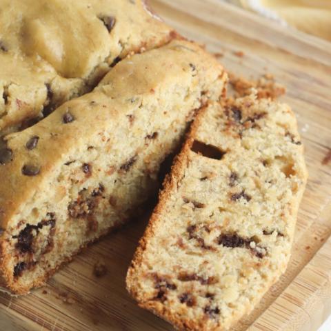 Breadmachine Chocolate Chip Bread Recipe