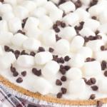 chocolate and marshmallow pie recipe