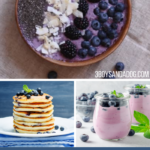 huge list of recipes that use blueberries