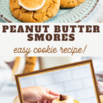 peanut blossoms with marshmallow