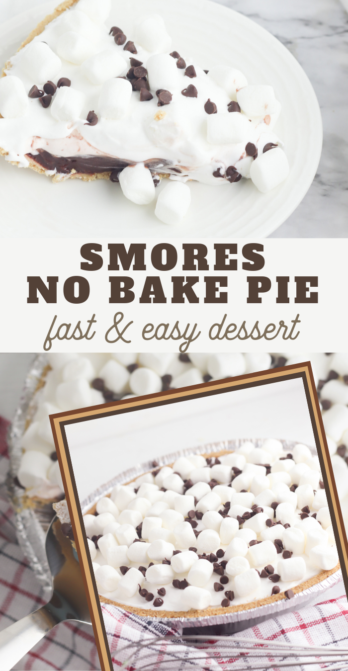 how to make smores pie