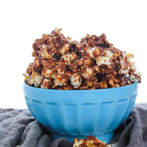 Nutella Popcorn Recipe